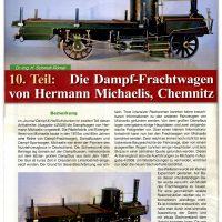 Artikel Bild Frachtwagen Michaelis