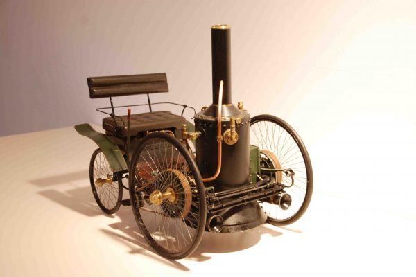 Dampfwagen von De Dion und Bouton
